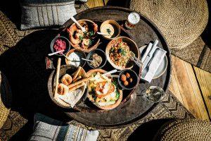 Hotel Omaanda in Namibia - Food