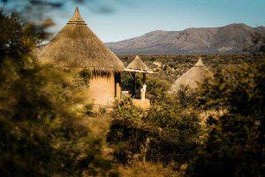 Hotel Omaanda in Namibia - gegen Wilderei