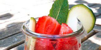 Gemüseeis: erfrischend, gesund, zuckerfrei, vegan