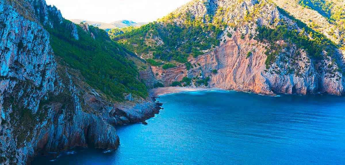 Die geheimsten Buchten Mallorcas