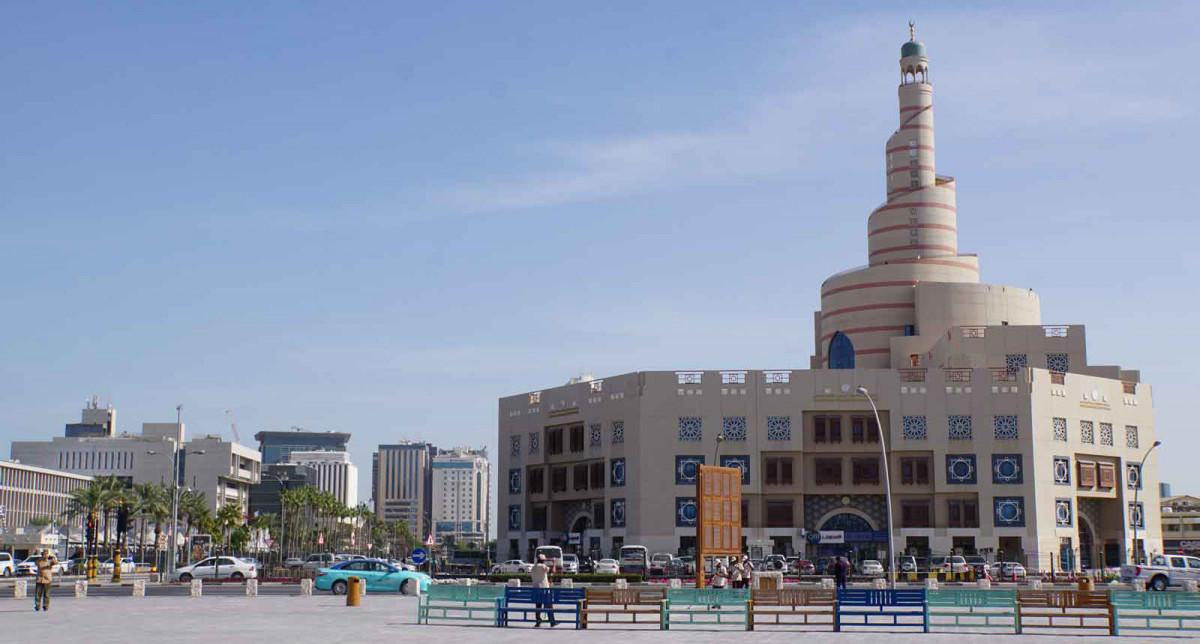 Bummel durch Doha
