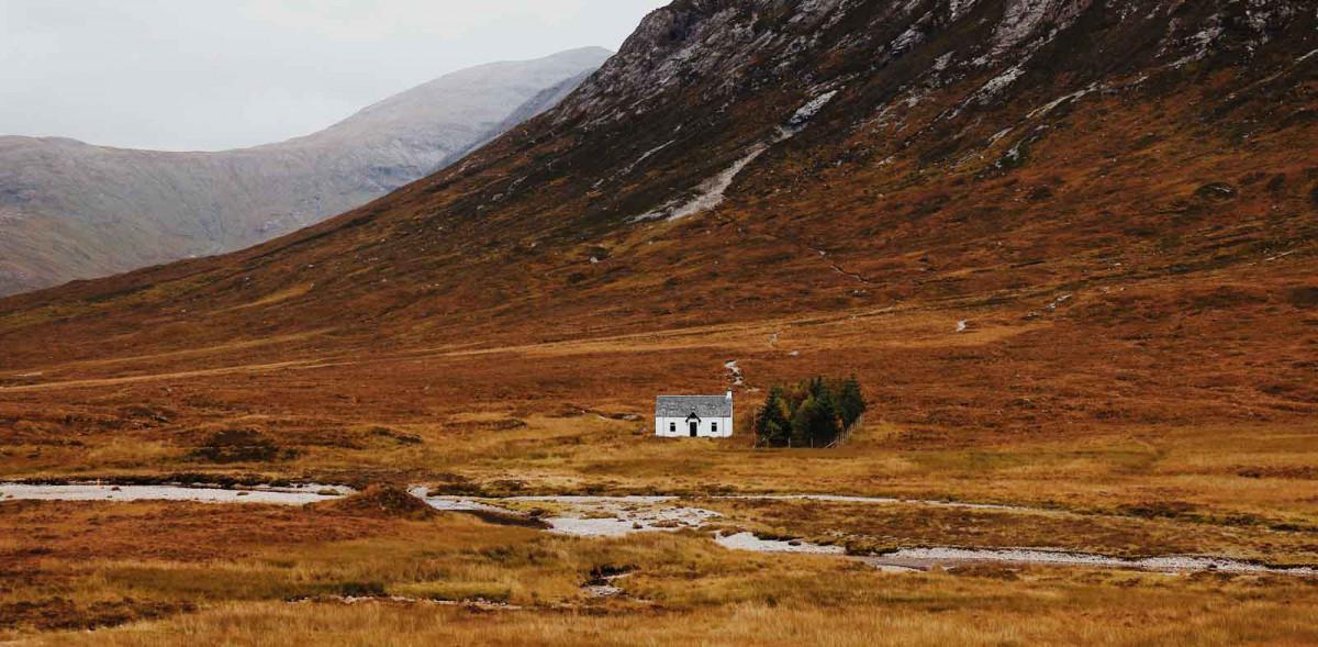 Schottland Reiseziele für Alleinreisende