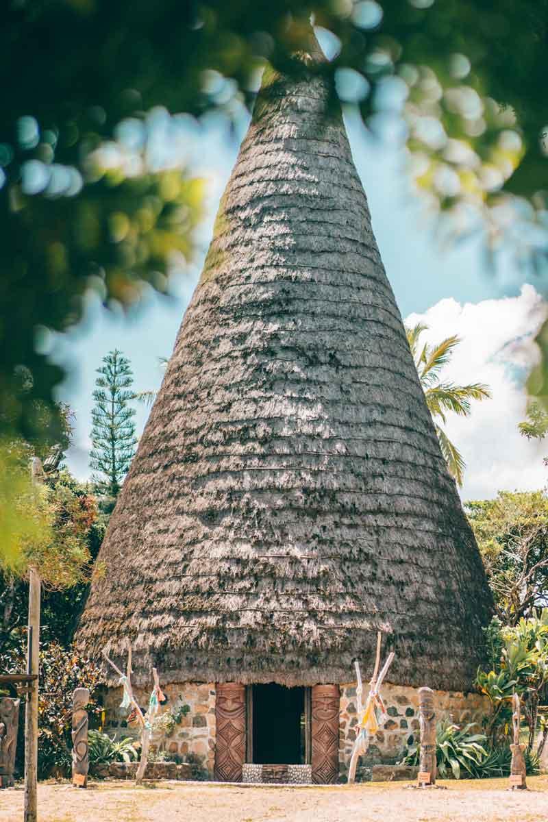 Neukaledonien Kulturzentrum