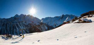 Skifahren in Italien: Aostatal