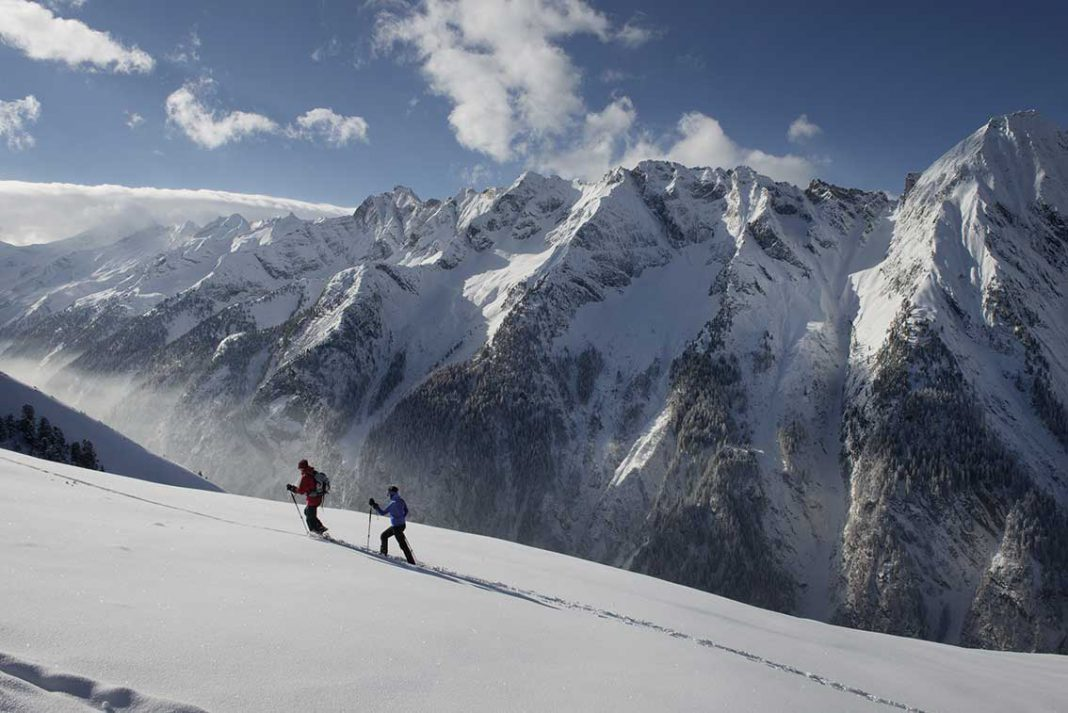 Wintersport und Skifahren in Tirol