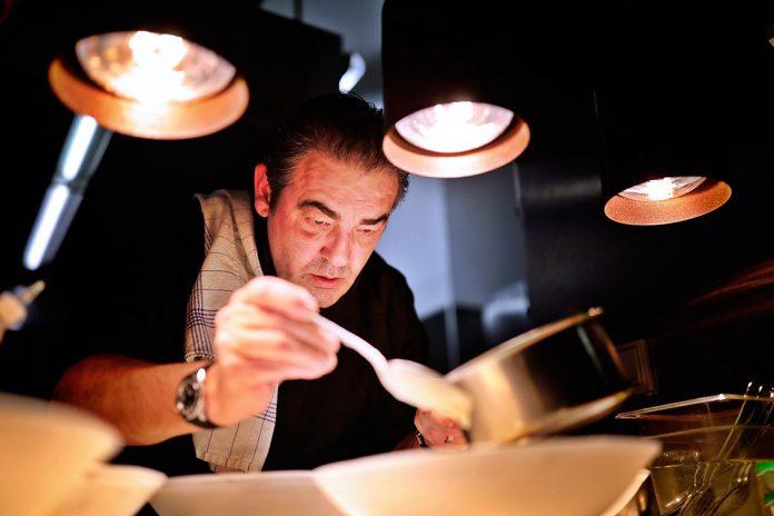 Gourmet Rezept von Drei-Sterne-Koch Juan Amador