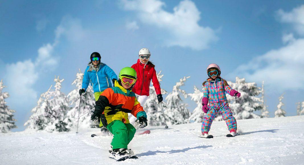 Winterurlaub in Tschechien für die ganze Familie