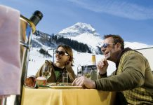 Skifahren und genießen in Österreich