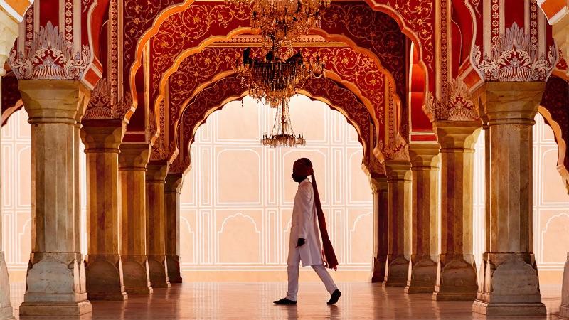 Königlichen Stadtpalast von Jaipur buchen