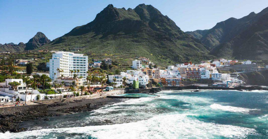 Nachhaltige Erholung im Ozean auf Teneriffa