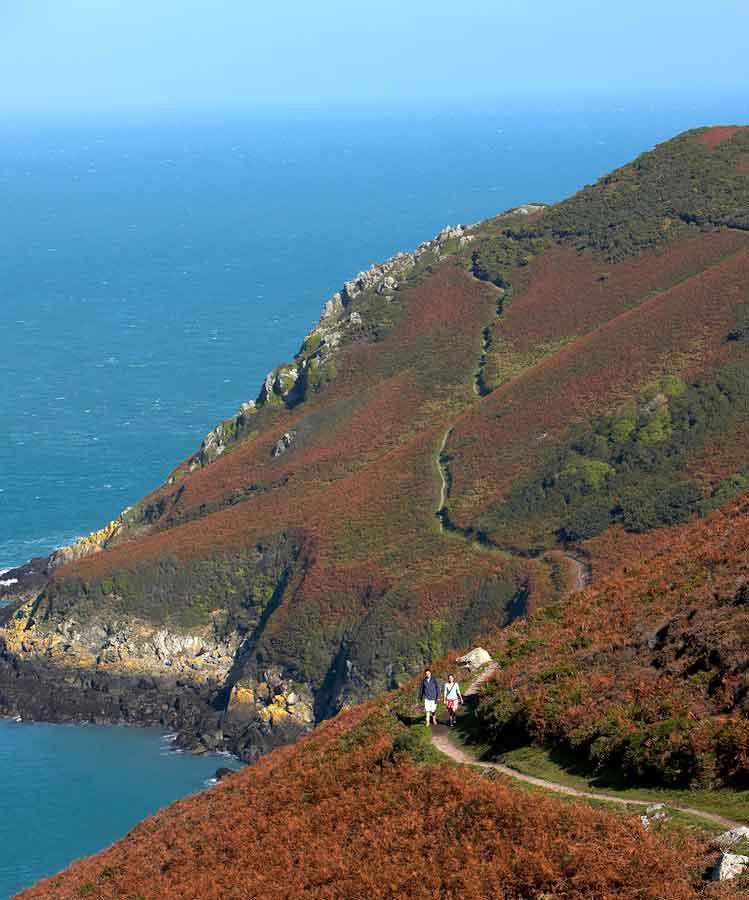 Jersey - Eiland mit Charme