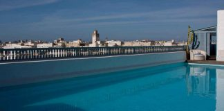 Heure Bleue Palais Essaouira