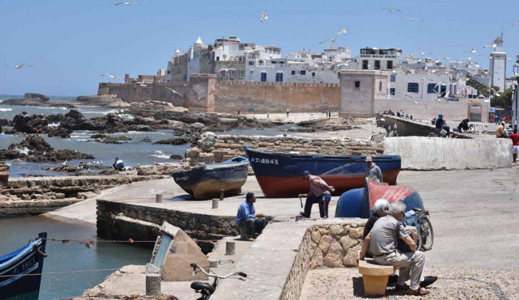 Essaouira: Medina am Meer