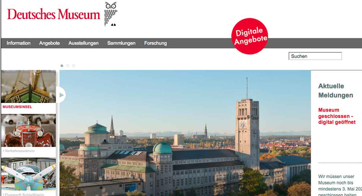 Virtuell ins Museum Teil 2