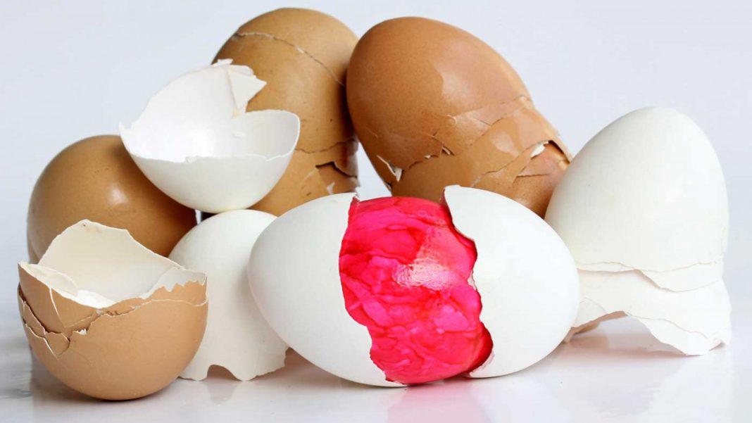 Ostereier natürlilch färben