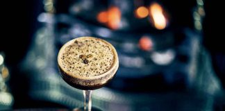 Espresso Martini at Home