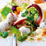 Frühlingssalat für die schlanke Linie