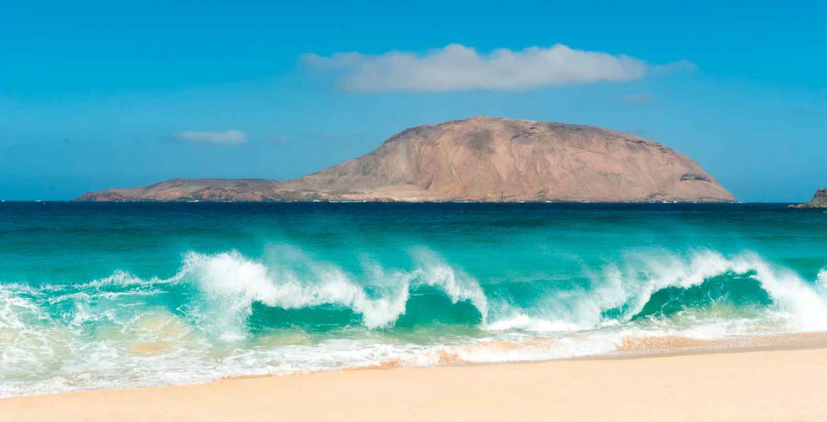 Heute träumen morgen reisen: versteckte Buchten am Meer