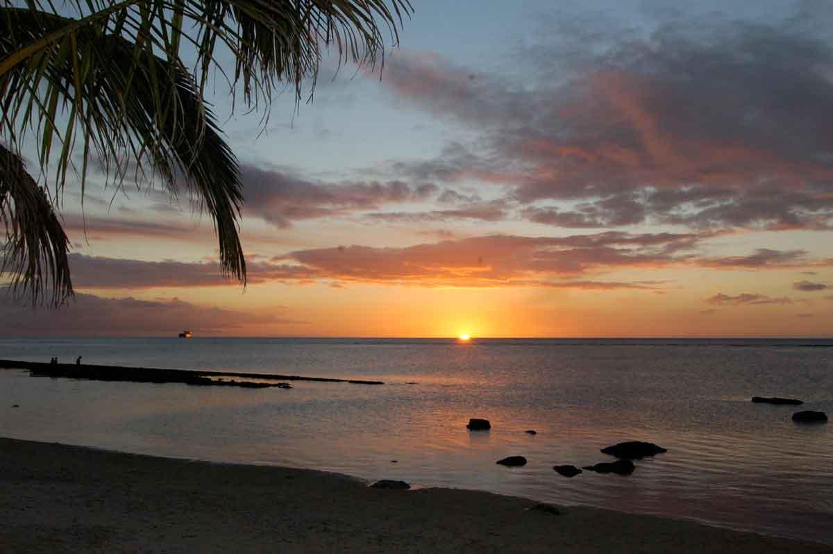 Mauritius Schönheit Toleranz Sega