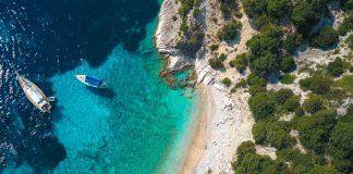 Heute träumen morgen reisen versteckte Buchten am Meer