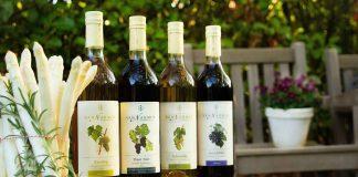 Spargel liebt es alkoholfrei: Traubensäfte von van Nahmen