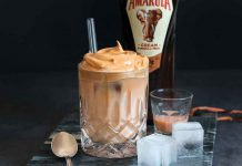 Amarula Cold Brew Dragona Coffee
