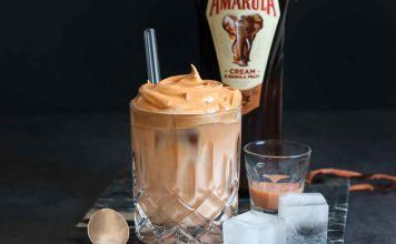 Amarula Cold Brew Dragona Coffee