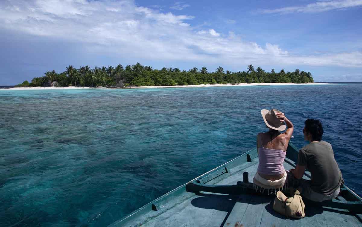 Savanne, Inseln oder der Himalaya: die schönsten Ausblicke zum Träumen, Malediven, Insel