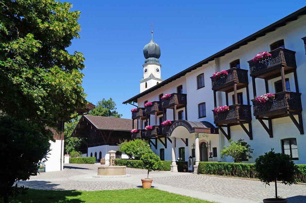 Gourmetrestaurant am Chiemsee und Vier-Sterne-Superior-Hotel Gut Ising, Reisebericht