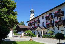 Gourmetrestaurant am Chiemsee und Vier-Sterne-Superior-Hotel Gut Ising