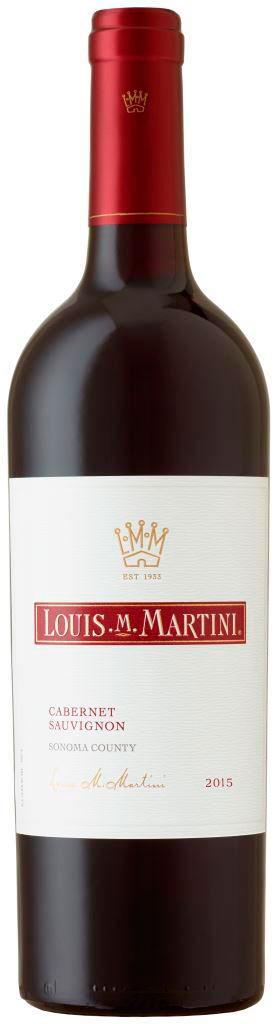 Jetzt 6 mal Cabernet-Sauvignon von Louis. M. Martini gewinnen