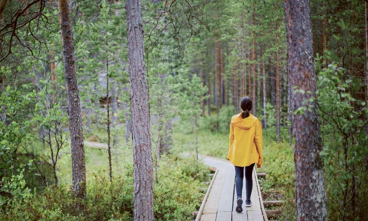 Erstrebenswert: Finnische Gelassenheit finden