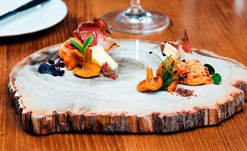 Gourmetrestaurant am Chiemsee auf Gut Ising