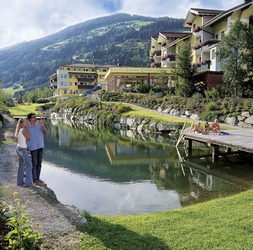 Alpine Wellness in Osttirol Österreich
