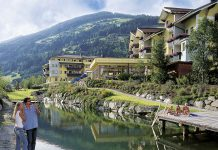 Alpine Wellness in Osttirol