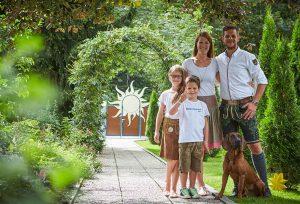 Familienurlaub im Hotel Die Sonne