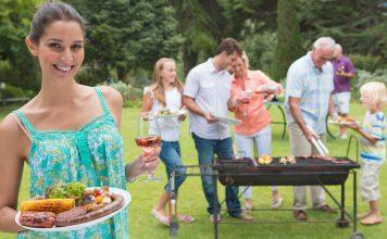 Outdoor Grillen ohne Schadstoffe