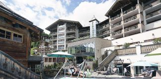 5-Sterne-Superior Luxus pur: Alpine Palace Hotel