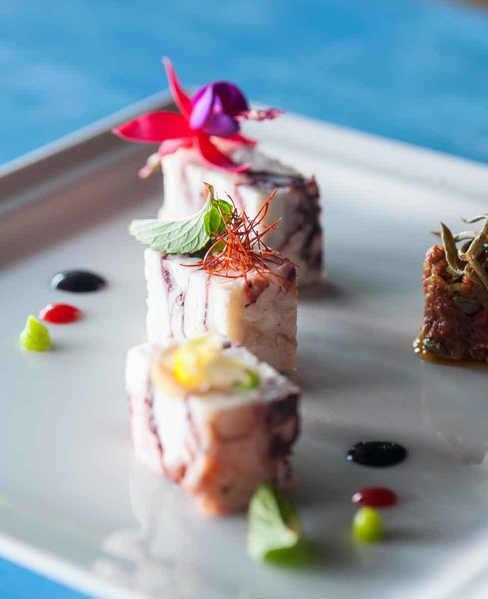 Adria: Mit dem Boot zum Gourmetdinner