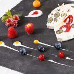 Dessert Waldbeer-Joghurt-Terrine