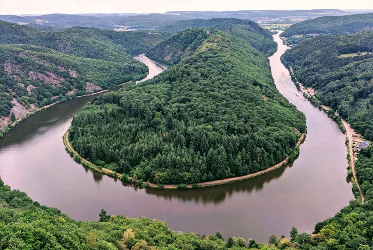 Statt Fernreise: Deutschland exotisch