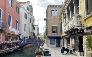"""Venedig: """"meine"""" Còdega"""