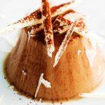 Schokoladen-Mocca Panna Cotta von Johann Lafer