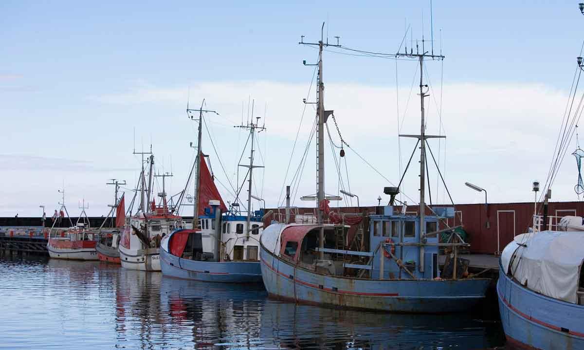 Nordjütland: Salz und Meer