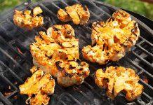 Gemüse als Hauptgericht: Tandoori Blumenkohl Steaks