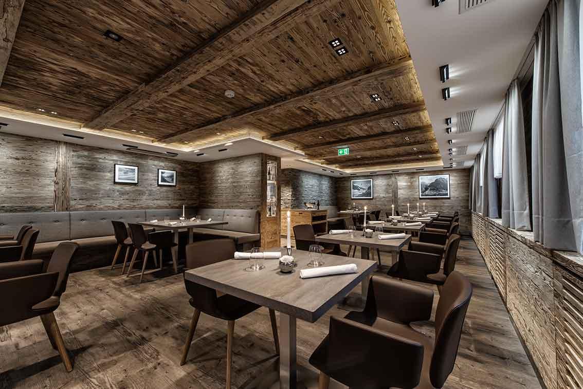 Restaurant Stüva – Benjamin Parth