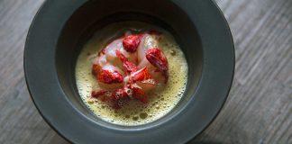 Hummer mit Curry & Pak-Choi von Benjamin Parth