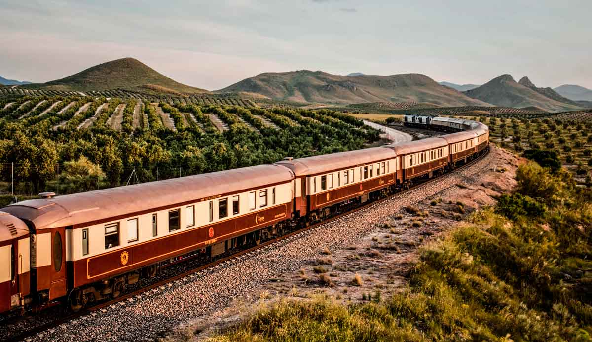 Achtsam reisen: Trend Slow Travel mit Bahnreisen