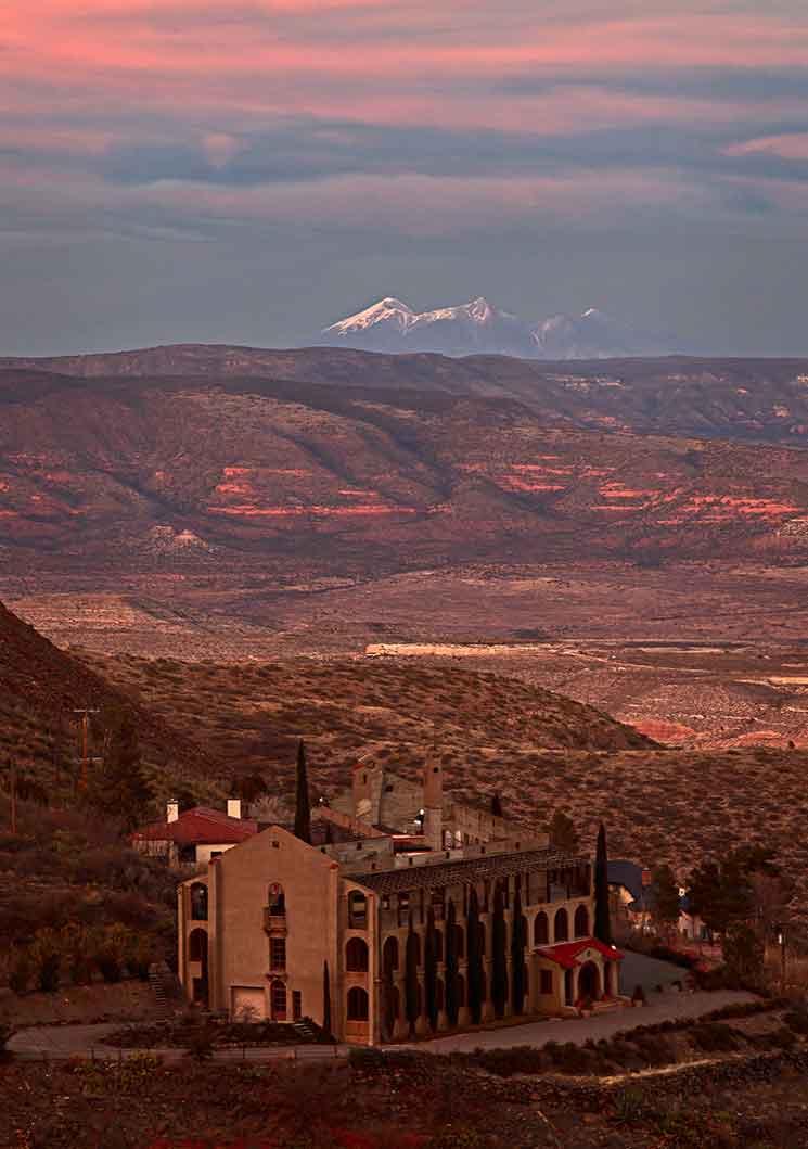 Schaurig-schöne Geisterstädte in Arizona: Hier ist immer Halloween