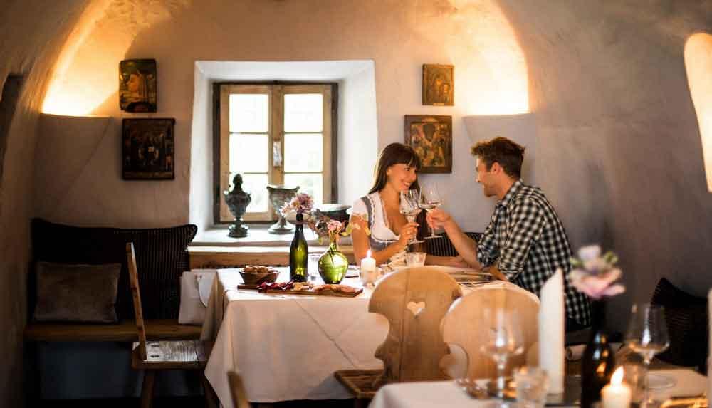 Genussmomente in Meran beim Traubenzauber, Merano WineFestival